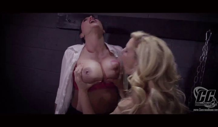 Christina Carter And Cherie Deville Tamer Ii Pt 2 Christina…